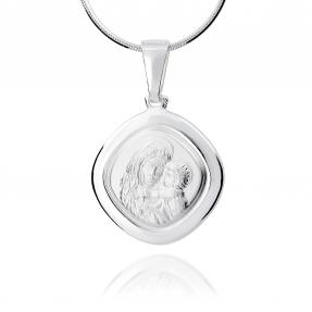 Srebrny Medalik 158039