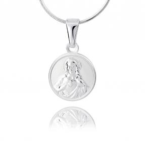 Srebrny medalik 158251