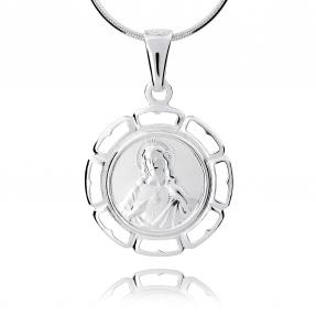 Srebrny medalik 158282