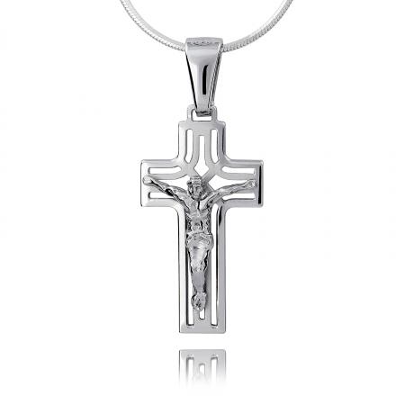 Srebrny krzyżyk 158862