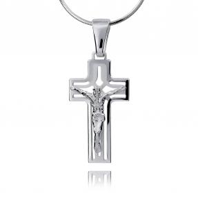 Srebrny krzyżyk 159579