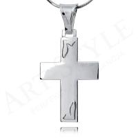 Srebrny krzyżyk 191814