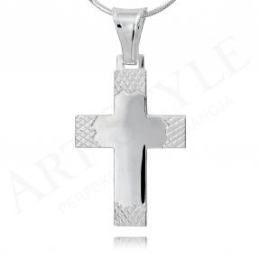 Srebrny krzyżyk 191821