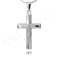 Srebrny krzyżyk 191951