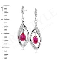 Komplet srebrnej biżuterii 212830-213134