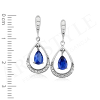 Komplet srebrnej biżuterii 212137-212144