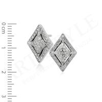 Komplet srebrnej biżuterii 214131-214148