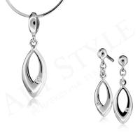 Komplet srebrnej biżuterii 212984-212670
