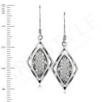 Komplet srebrnej biżuterii 184434-184427