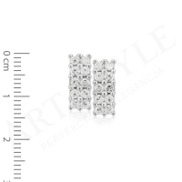 Komplet srebrnej biżuterii 189422-189439