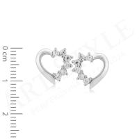 Komplet srebrnej biżuterii 185219-185233