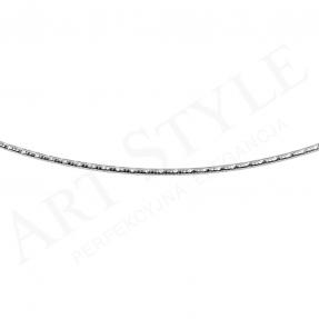 Srebrny Łańcuszek Linka 164610 50cm