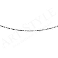 Srebrny Łańcuszek typu Linka 45cm 164627