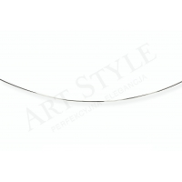Srebrny Łańcuszek typu Linka 50cm 538305