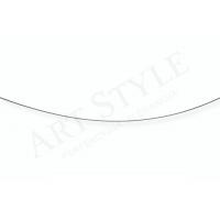 Srebrny Łańcuszek typu Linka Topo 45cm 537773